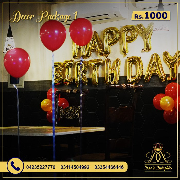 Decor Package 1000 5