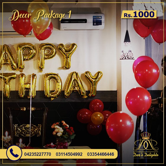 Decor Package 1000 7
