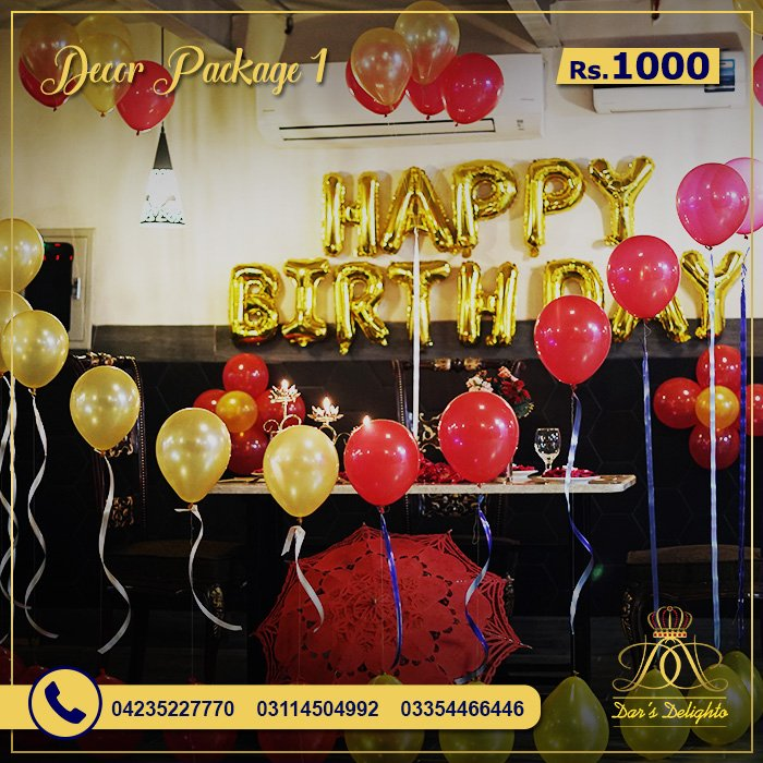 Decor Package 1000 2