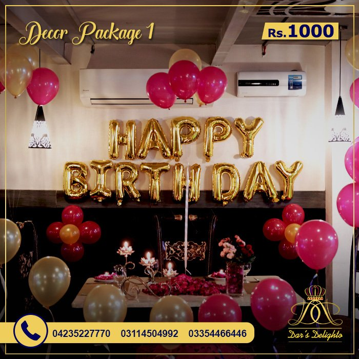 Decor Package 1000 8