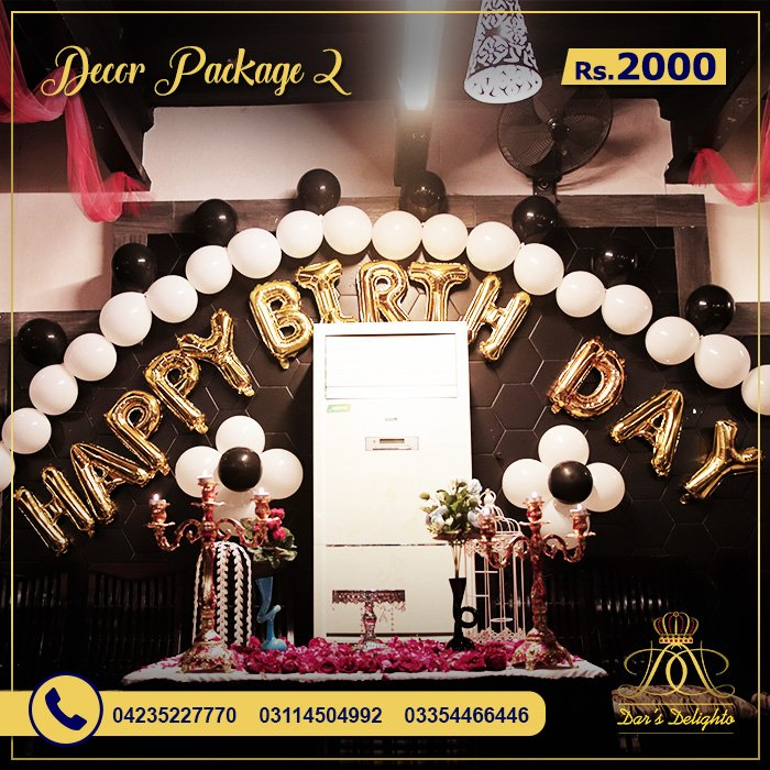 Decor Package 2000 2