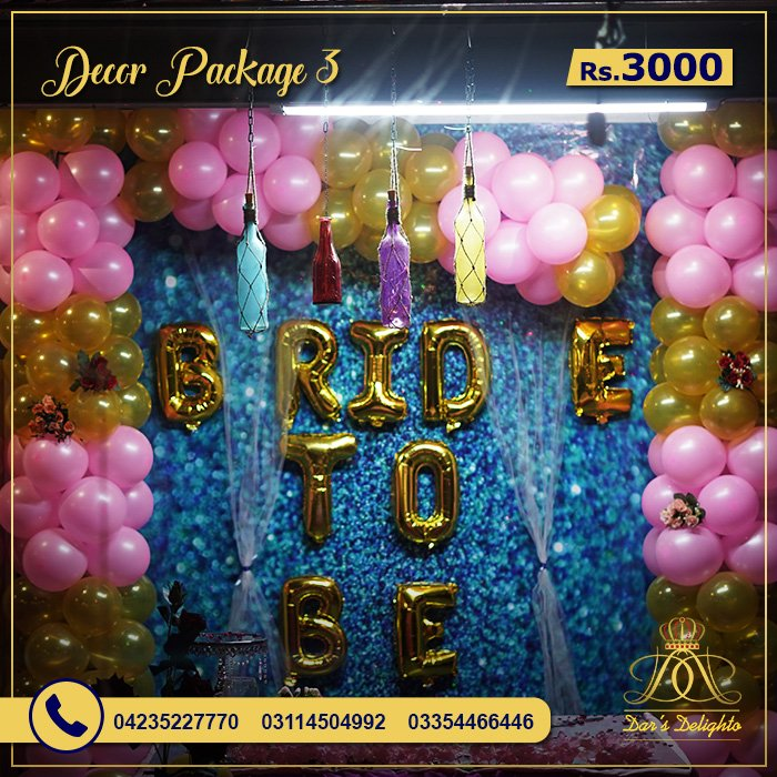 Decor Package 3000 2