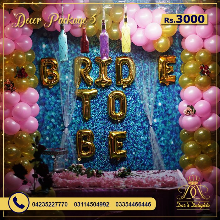 Decor Package 3000 3