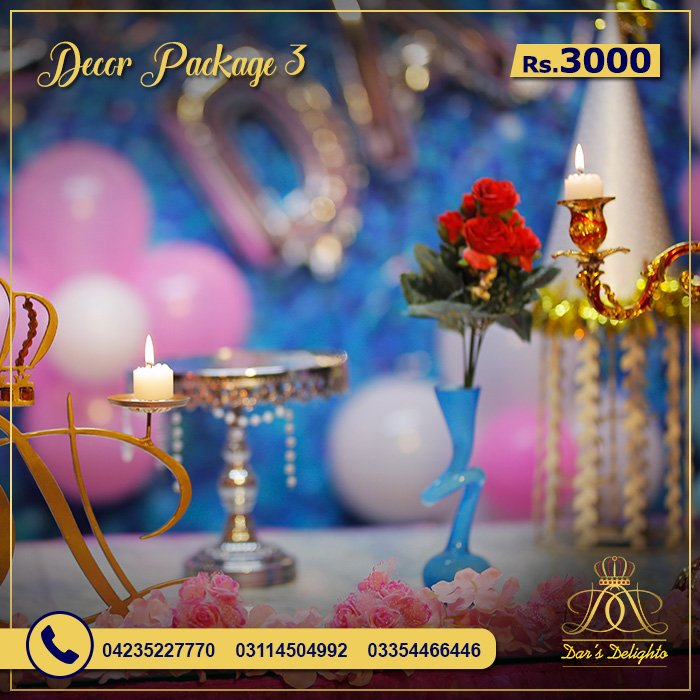 Decor Package 3000 4
