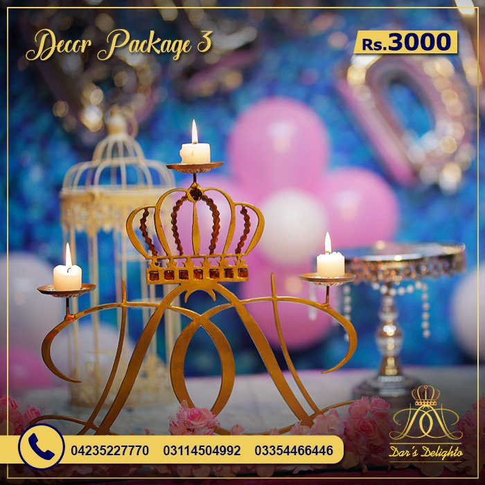 Decor Package 3000 5