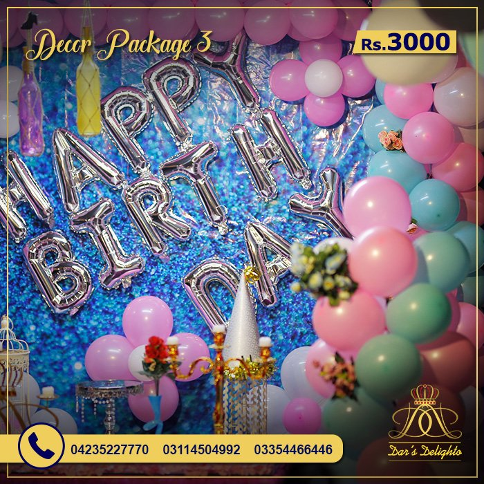 Decor Package 3000 6