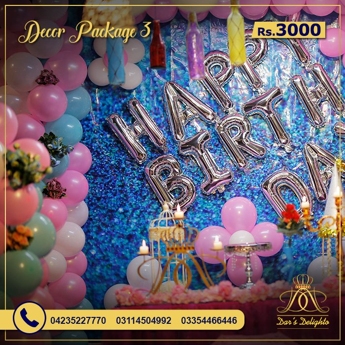 Decor Package 3000 7