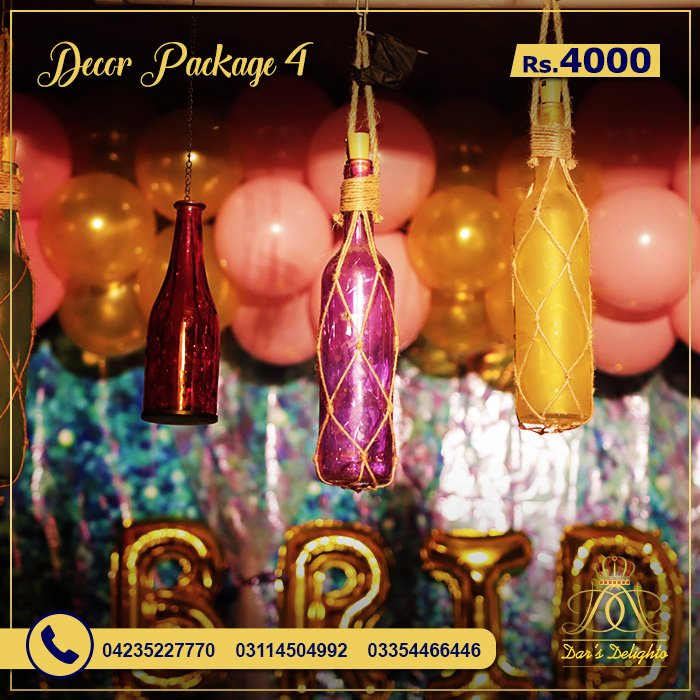 Decor Package 4000 11