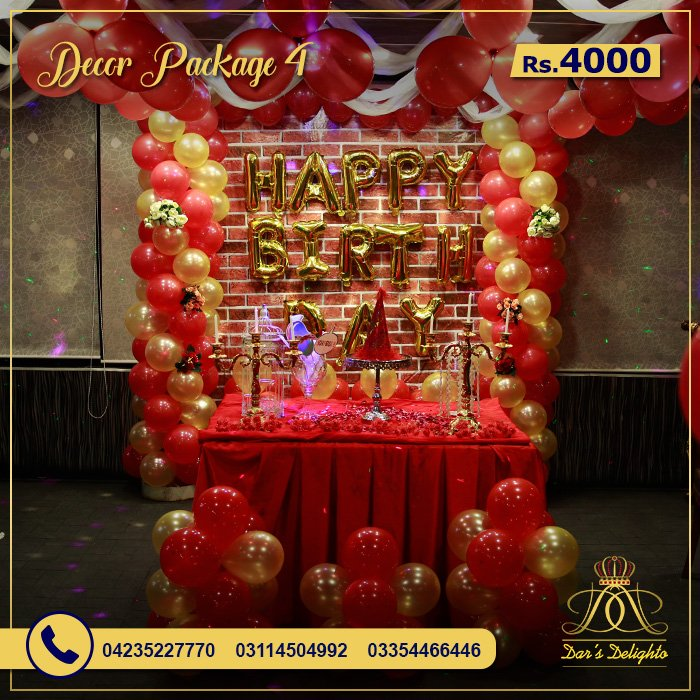 Decor Package 4000 10