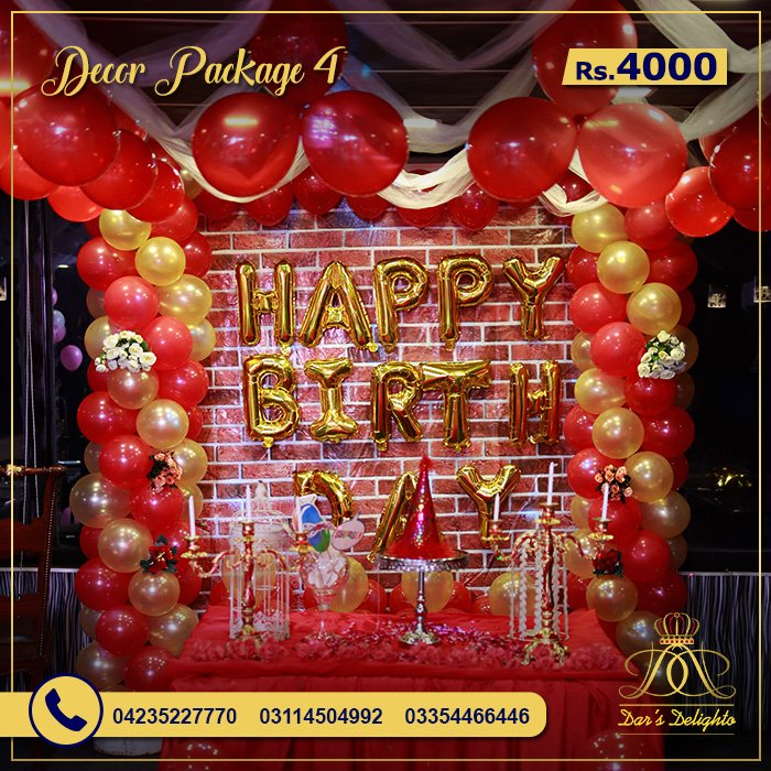 Decor Package 4000 9