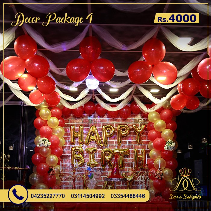 Decor Package 4000 8