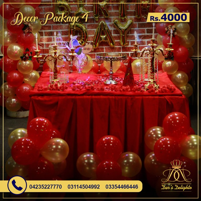 Decor Package 4000 7