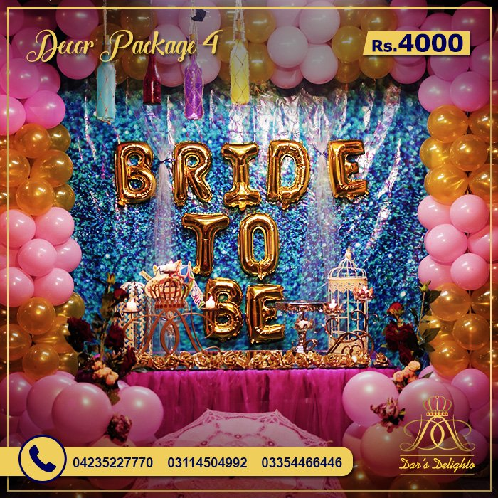 Decor Package 4000 6