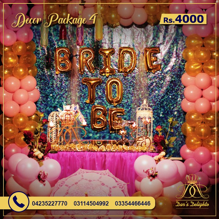 Decor Package 4000 5