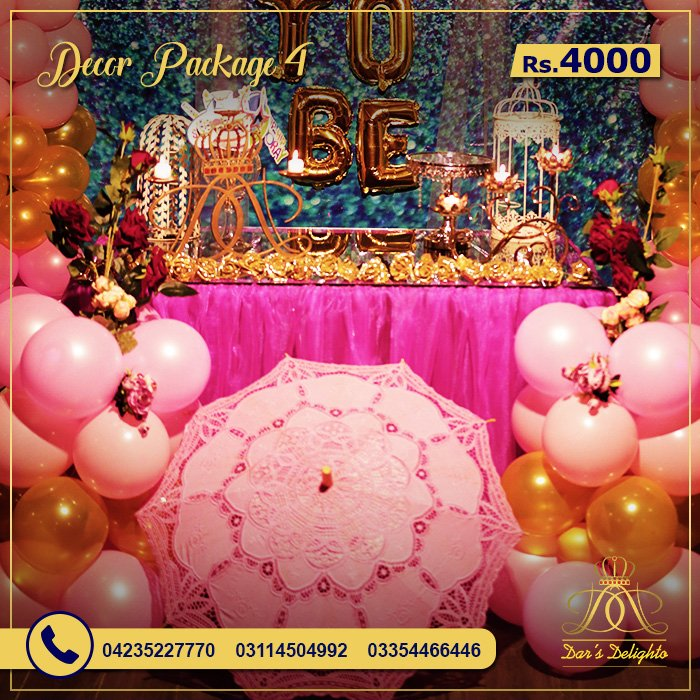 Decor Package 4000 4