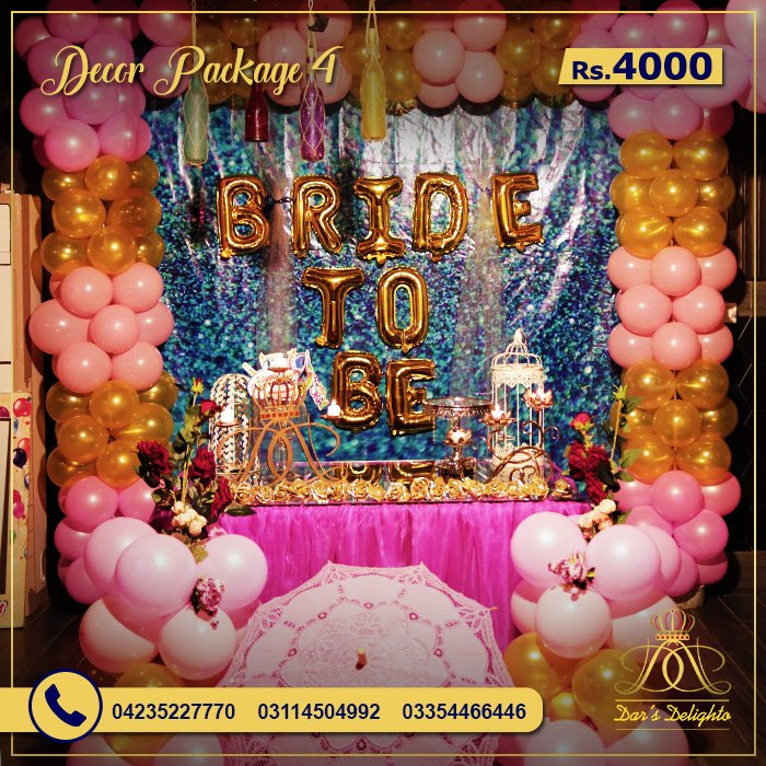 Decor Package 4000 3