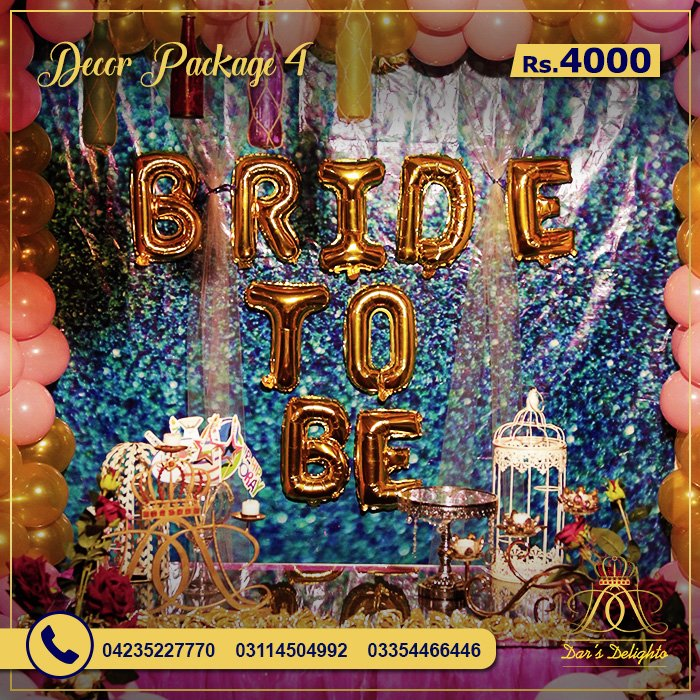 Decor Package 4000 2