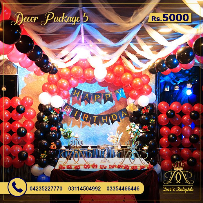 Decor Package 5000 9