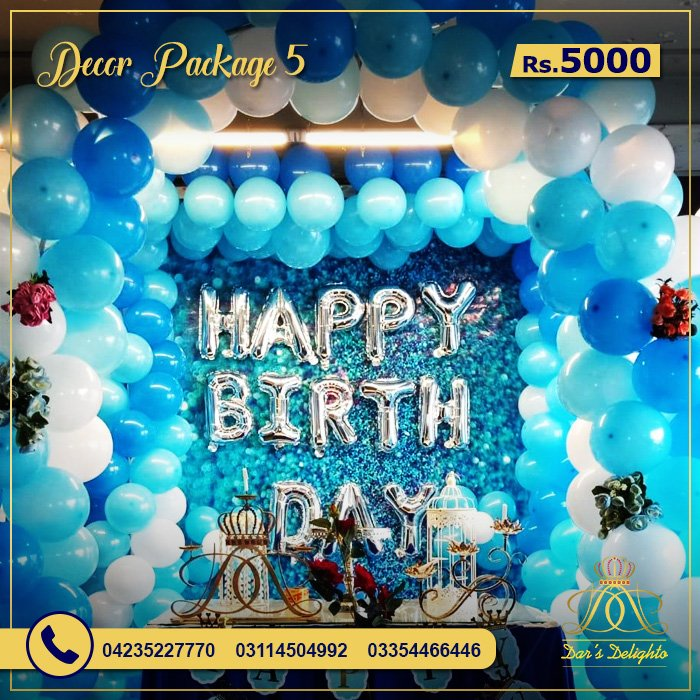 Decor Package 5000 8