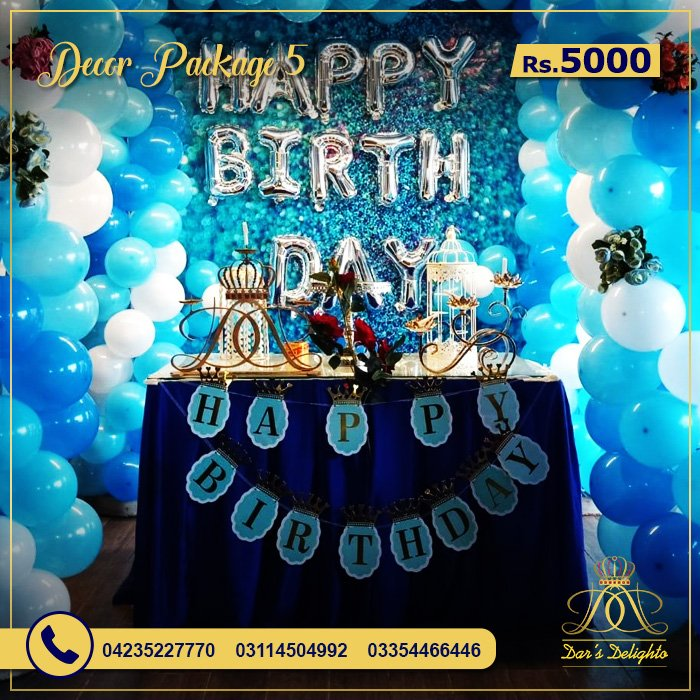 Decor Package 5000 15