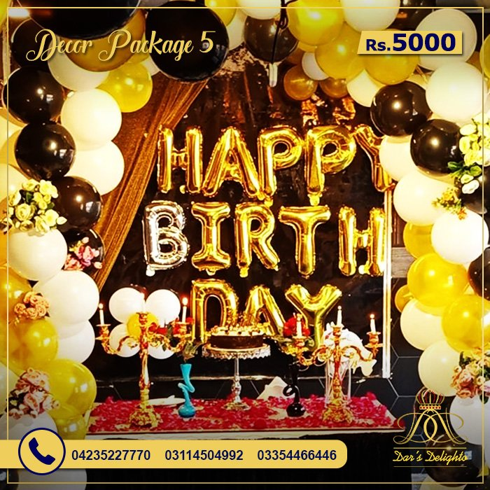 Decor Package 5000 16
