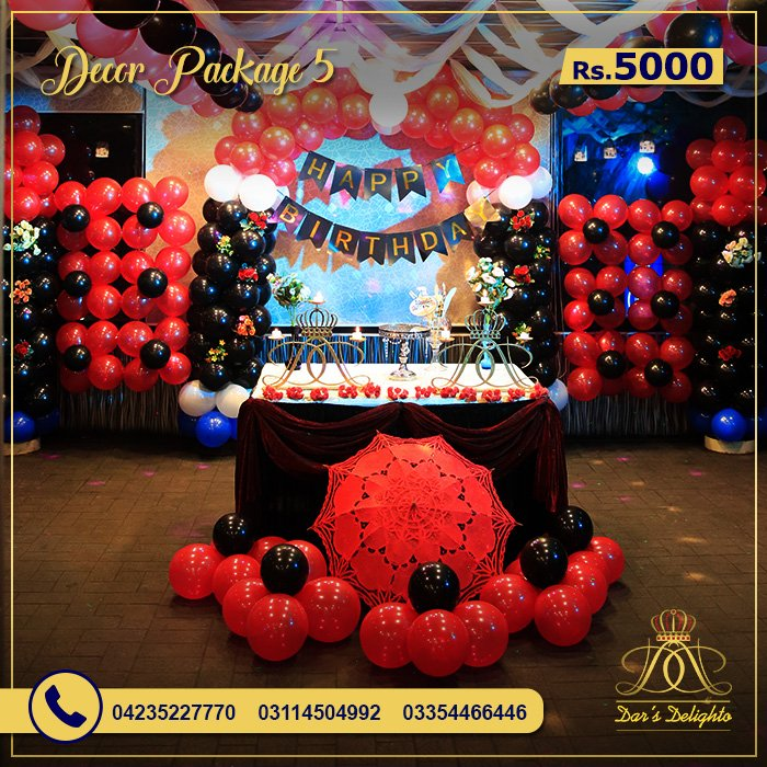 Decor Package 5000 10
