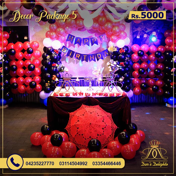 Decor Package 5000 11