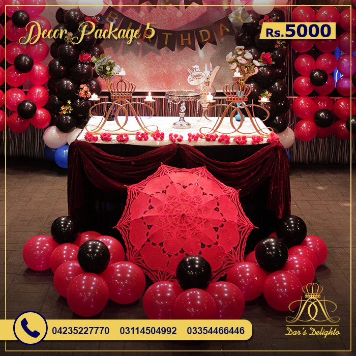 Decor Package 5000 12
