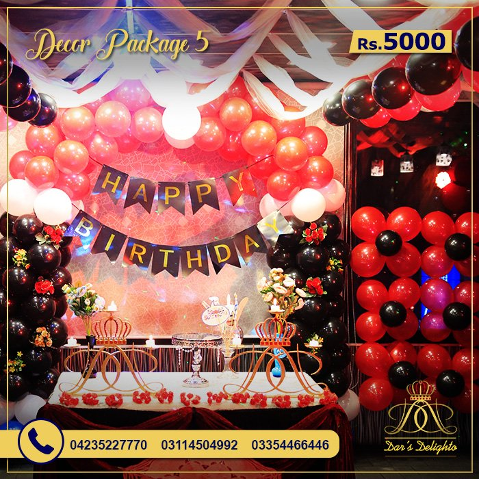 Decor Package 5000 13
