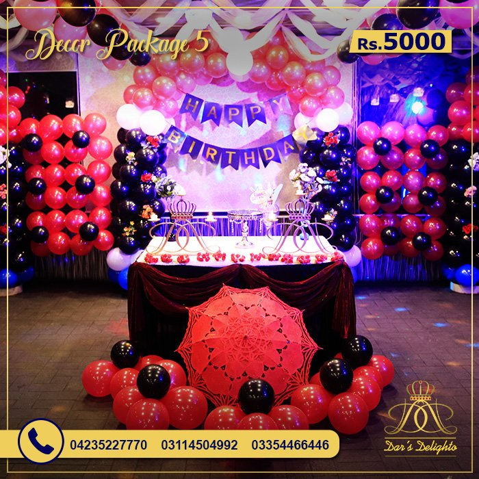 Decor Package 5000 14