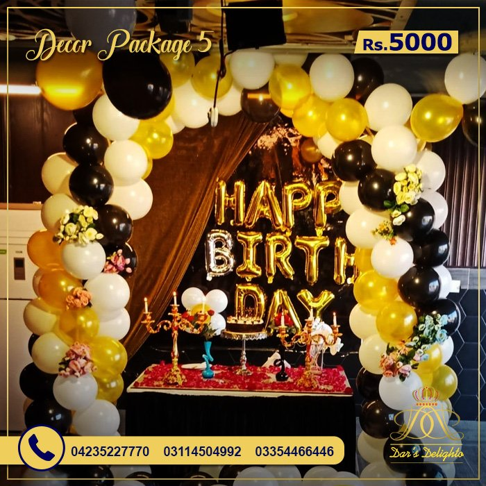 Decor Package 5000 5