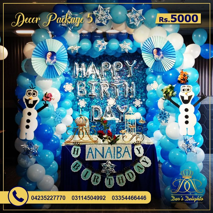 Decor Package 5000 6