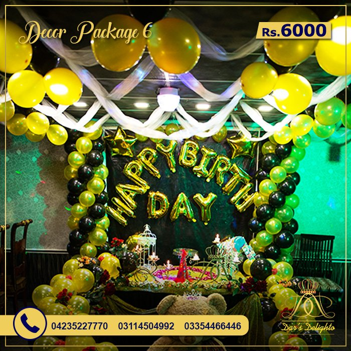 Decor Package 6000 3