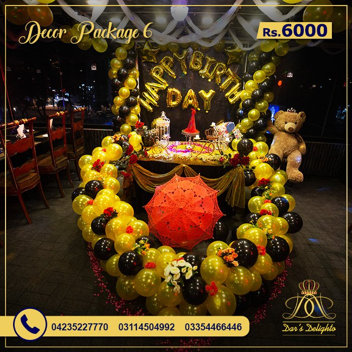 Decor Package 6000 4