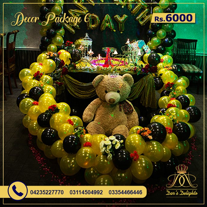 Decor Package 6000 2