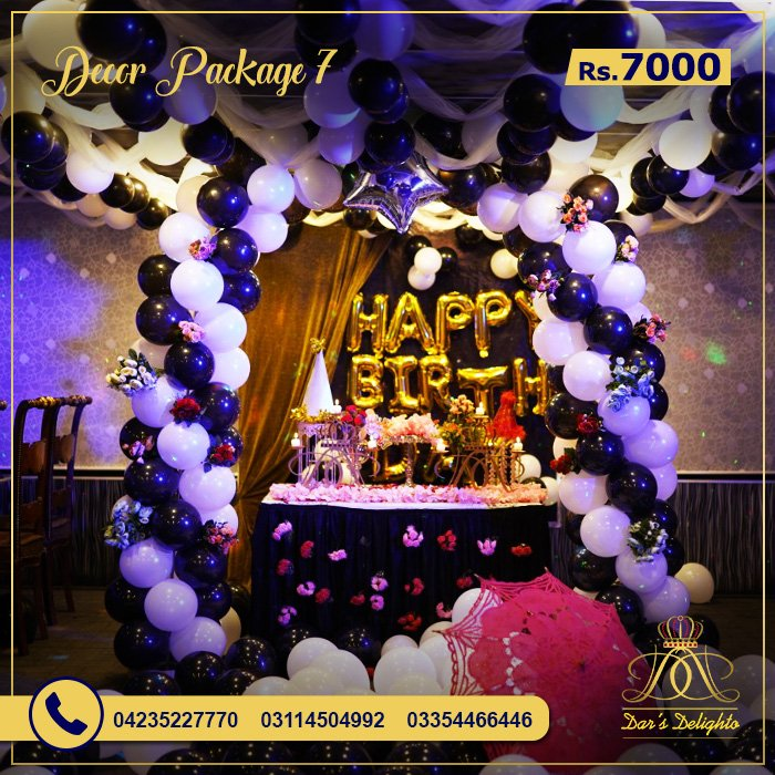 Decor Package 7000 3