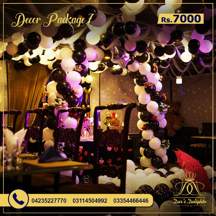 Decor Package 7000 7