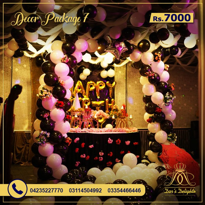 Decor Package 7000 8