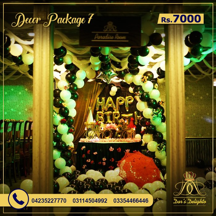 Decor Package 7000 2