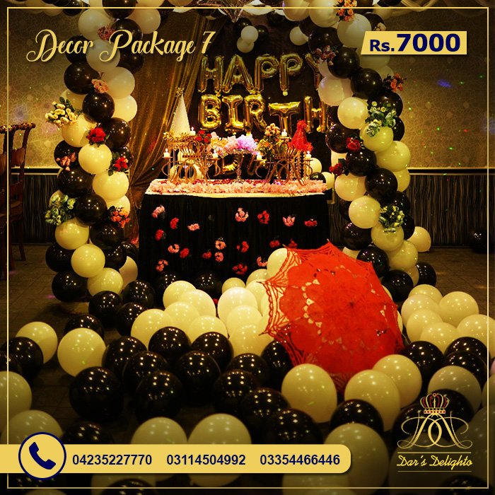 Decor Package 7000 4