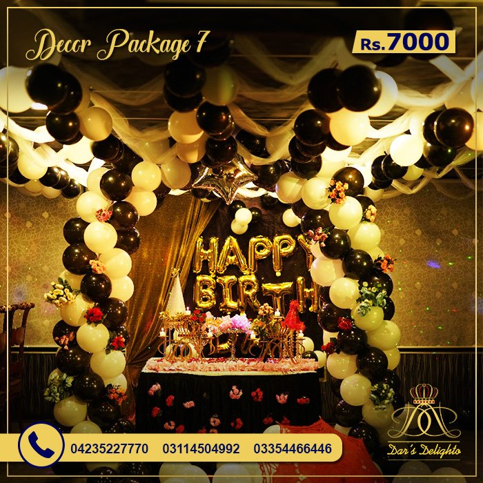 Decor Package 7000 6