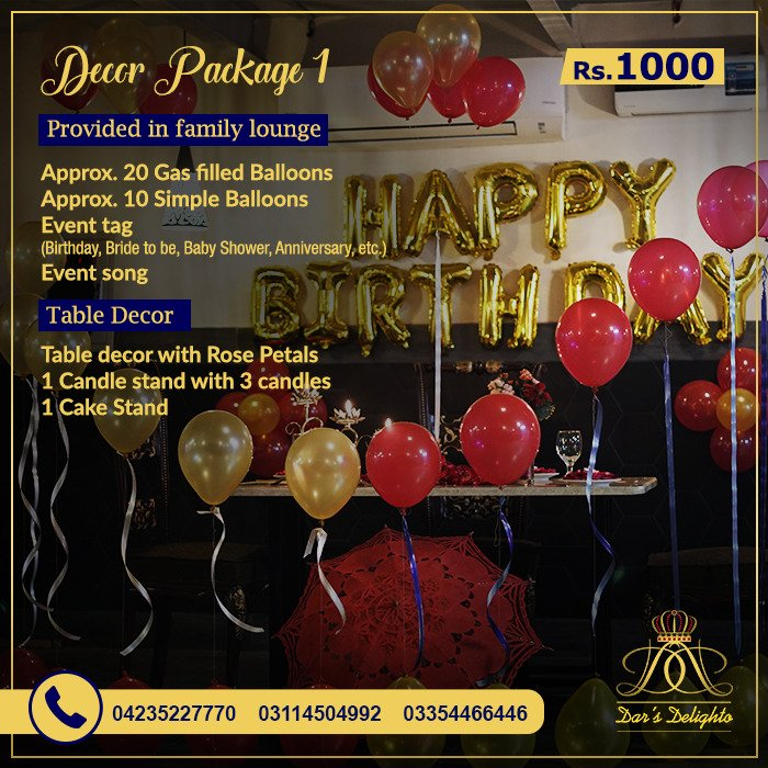 Decor Package 1000 1