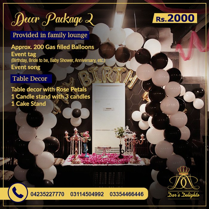 Decor Package 2000 1