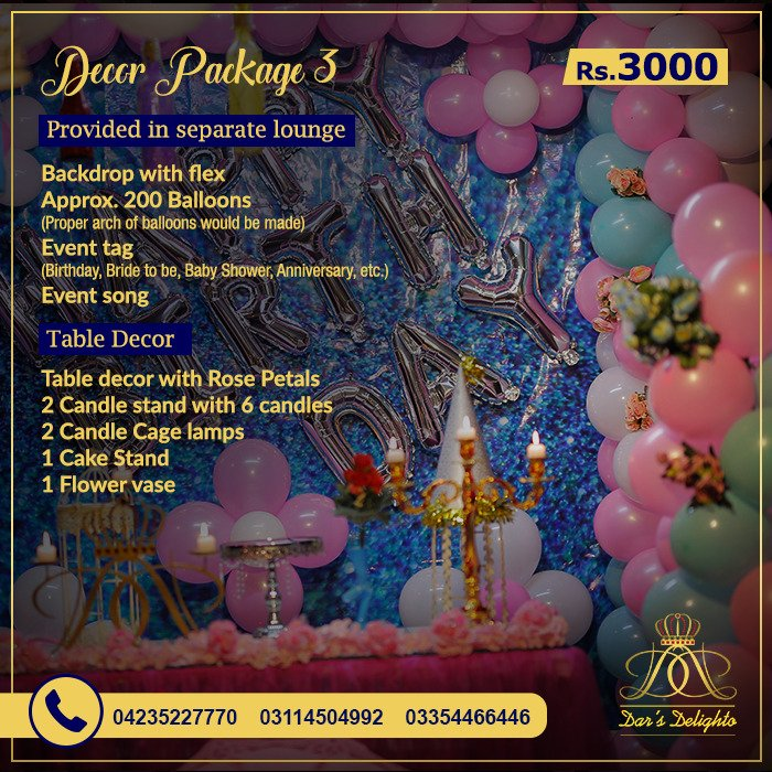 Decor Package 3000 1