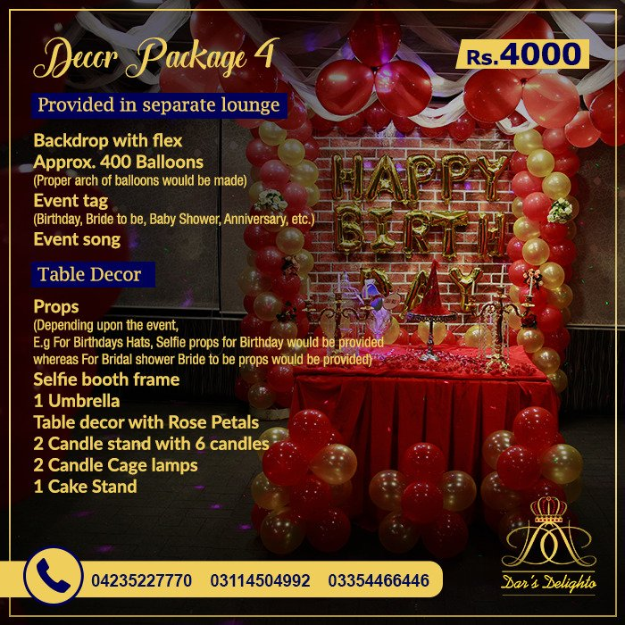 Decor Package 4000 1